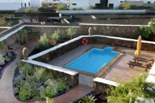 Lovely villa with private Pool In Lanzarote - Luisa