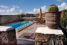 Villa with private pool in Lazarote - Casa Adela