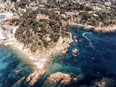 Capellans Beach Costa Brava
